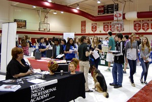 Santa Fe High School hosts annual career fair