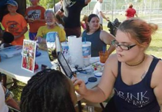 "High Springs National Night Out a ""great success"""