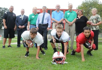 NEW POP WARNER SCOREBOARD ON THE WAY