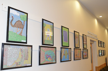 W - City Hall Art DSC 3562
