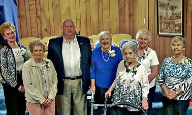 W - HS Masonic Lodge widows luncheon