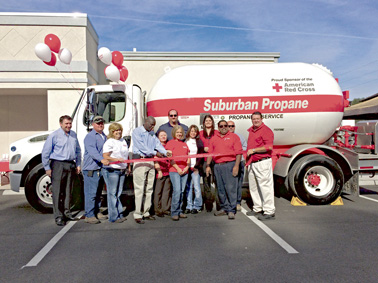 Q - Mayor of High Spring and Finbar Doyle SP ribbon cutting